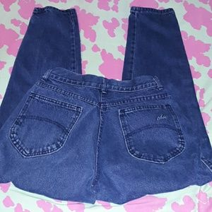 Chic Jeans Super Cool Vintage Crazy High Waisted